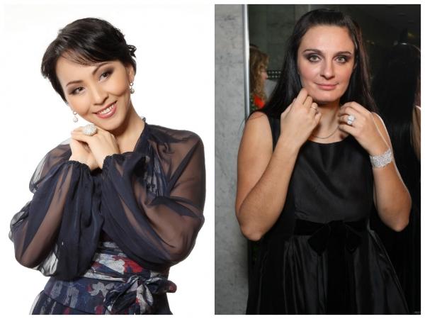 Секс с актрисой казахстанскои 4 фотография