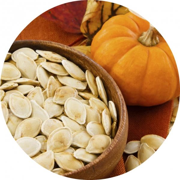 тыквенные семечки снижают уровень холестерина в крови
