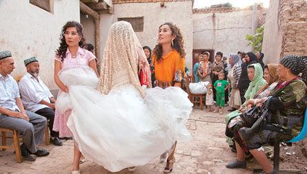 знакомство родителей жениха и невесты называется