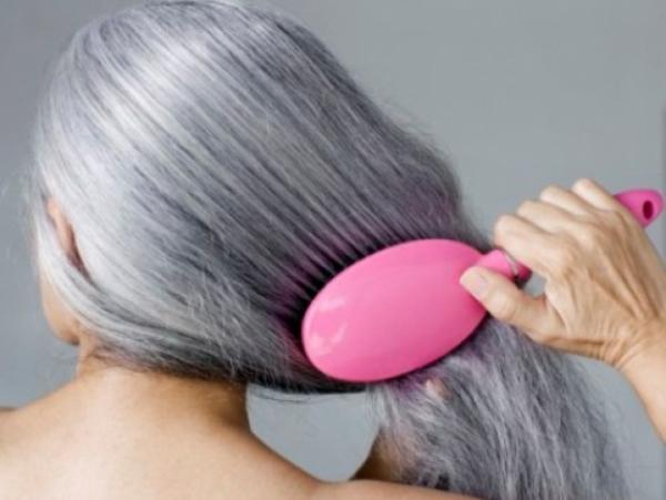 если волосы поседели от стресса