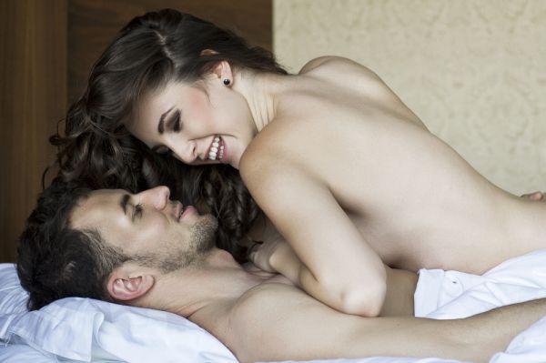 Парню щекотно во время секса