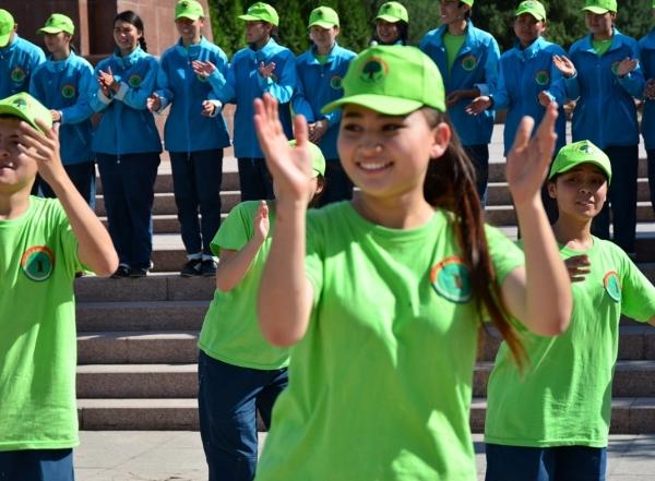Казахстанские студенты занимаются сексом