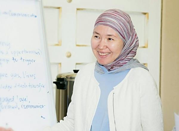 Секс мусульманок в казахстане
