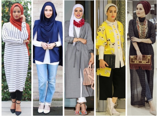 5 самых модных мусульманок в Инстаграме   женский портал Comode bc23cfa9e7d