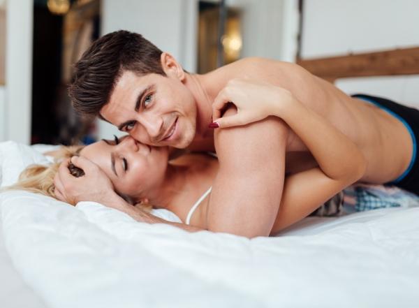успех в сексе