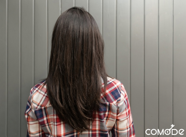 Цвет волос коктейль