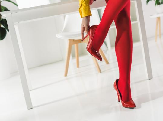 Покажите ножки  23 пары модных колготок   женский портал Comode 49a4a1d2537