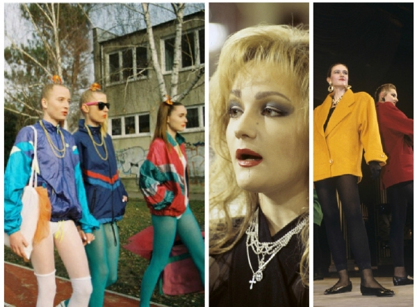 Одежда 90-Х Годов Фото